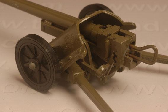 รถเหล็ก Britain No.9732 German Field Gun 1