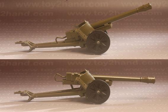 รถเหล็ก Britain No.9732 German Field Gun 2