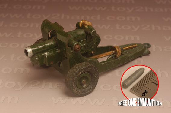 ปืนใหญ่ Britains No.1725 - 4.5 INCH Howitzer