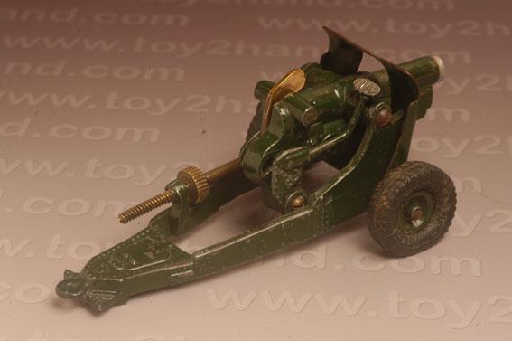 ปืนใหญ่ Britains No.1725 - 4.5 INCH Howitzer 1