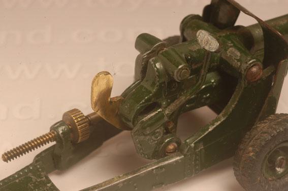 ปืนใหญ่ Britains No.1725 - 4.5 INCH Howitzer 2