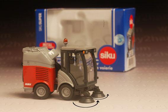 รถเหล็ก Siku No.2936 Hako Citymaster 300