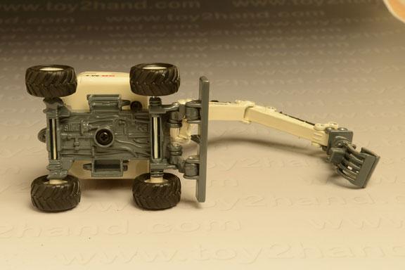 รถเหล็ก Siku No.3527 Compact Excavator (Terex TW 85) 2