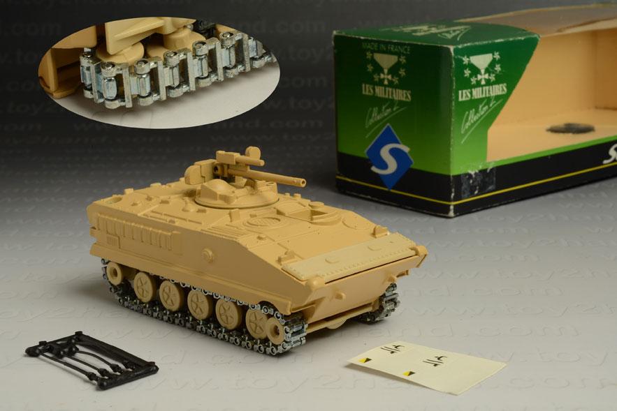รถเหล็ก Solido No.254 AMX IOP