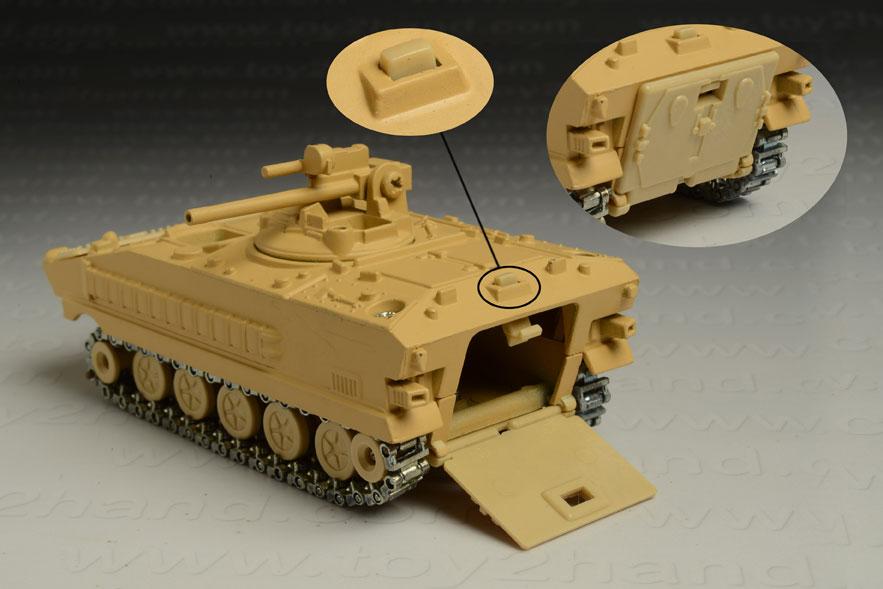 รถเหล็ก Solido No.254 AMX IOP 1