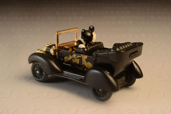 รถเหล็ก Tomica No. F12-1 Ford T-Type Touring 1