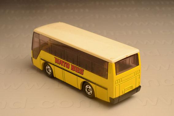 รถเหล็ก Tomica No. 41-4 Isuzu Super Hi-Decker Bus 1