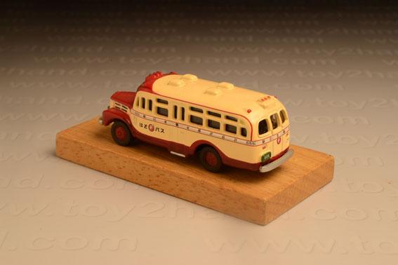 รถเหล็ก Tomica No. TL 0025 Isuzu Bonnet Bus 1