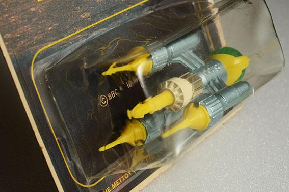 รถเหล็ก Corgi Junior No.44B Starship Liberator 1