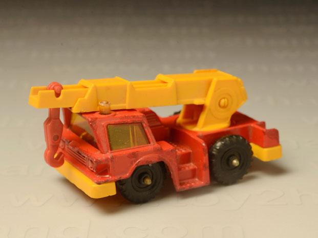 รถเหล็ก Corgi Juniors No. 88A Mobile Crane