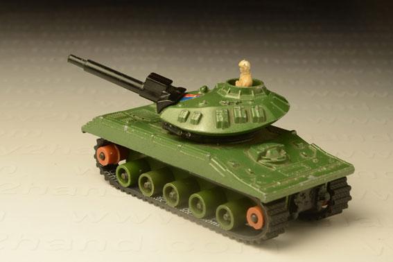 รถเหล็ก Matchbox Battle King No.BK 109 – Sheridan Tank (M551) 1