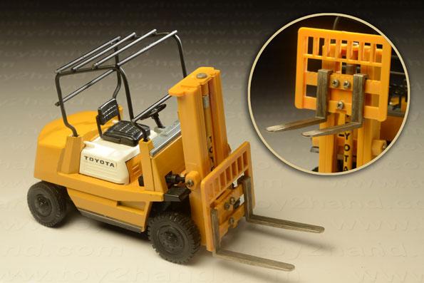 รถเหล็ก Diapet – Toyota Forklift 4FD25