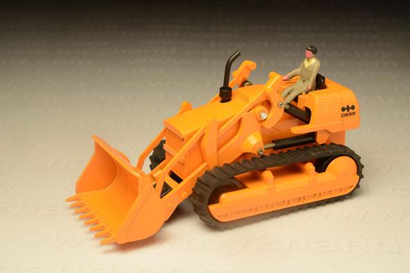 รถเหล็ก Shinsei Mini Power No.14 Komatsu Dozer Shovel