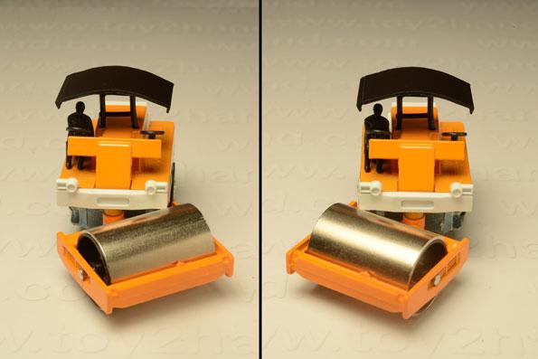รถเหล็ก Grip Xechn No.2 Saki Road Roller SV-100 2