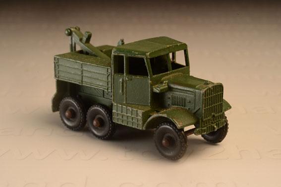 รถเหล็ก Matchbox Regular Wheels No.64A Scammell Breakdown Truck