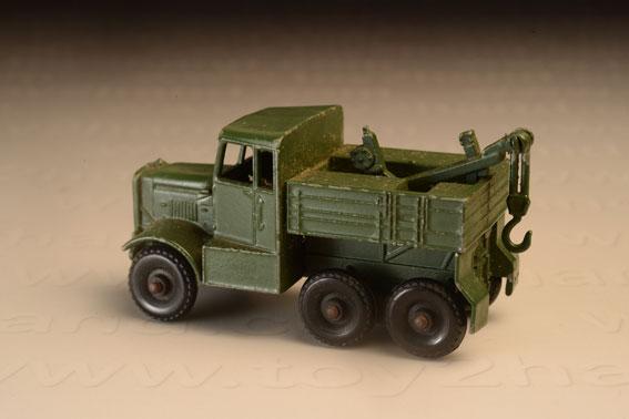 รถเหล็ก Matchbox Regular Wheels No.64A Scammell Breakdown Truck 1