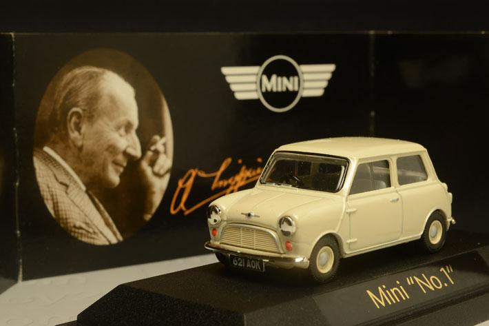 รถเหล็ก Lledo Mini No.1 40th Anniversary of Mini
