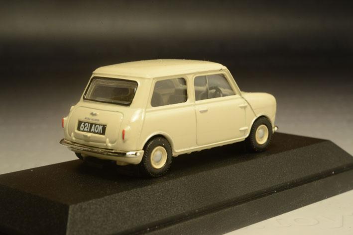 รถเหล็ก Lledo Mini No.1 40th Anniversary of Mini 1