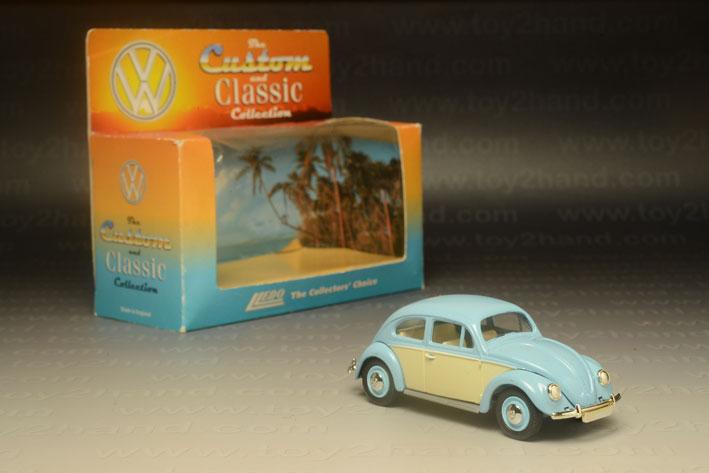 รถเหล็ก Lledo – VW Beetle ชุดพิเศษ Custom Classic Collection