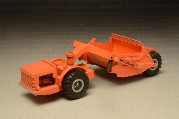 รถเหล็ก Matchbox Kingsize No.6A Allis-Chalmers Earth Craper