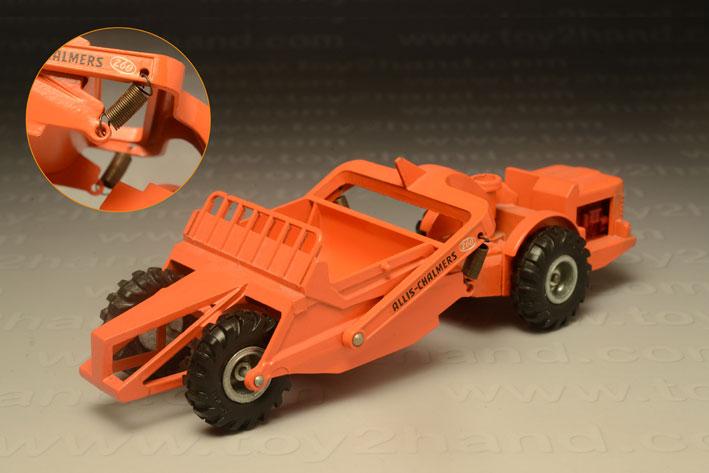 รถเหล็ก Matchbox Kingsize No.6A Allis-Chalmers Earth Craper 1