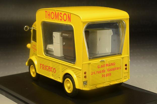 รถเหล็ก Eligor No.G11656004 Citroen Type HZ-1959 (Thomson  Frigeco) 1
