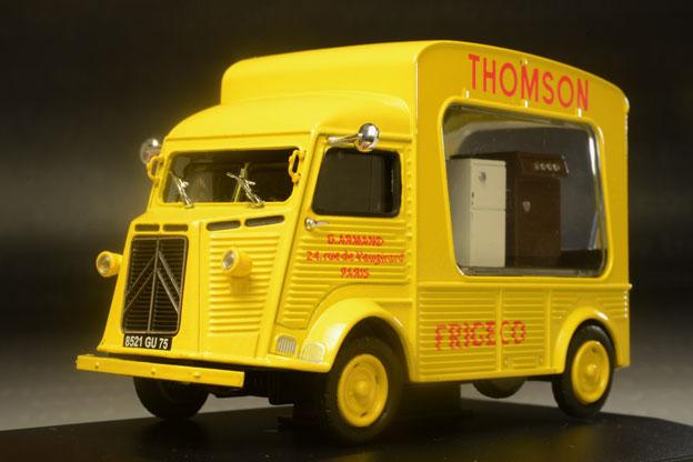รถเหล็ก Eligor No.G11656004 Citroen Type HZ-1959 (Thomson  Frigeco) 2