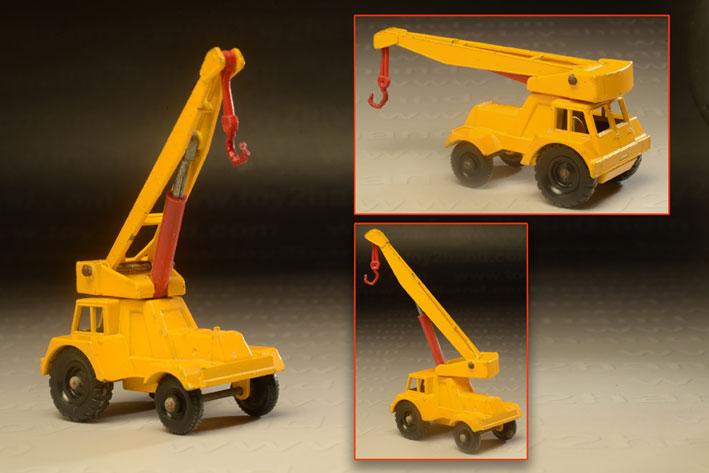 รถเหล็ก Matchbox Regular Wheels No.11 Jumbo Crane 1
