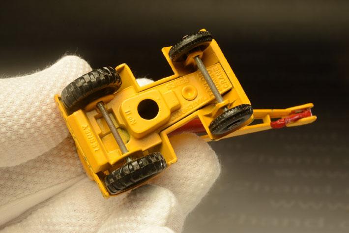 รถเหล็ก Matchbox Regular Wheels No.11 Jumbo Crane 2