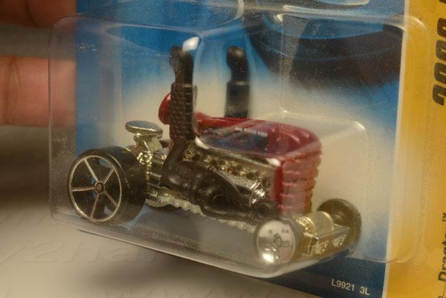 รถเหล็ก Hot Wheels No.006/172 Dragtor 1