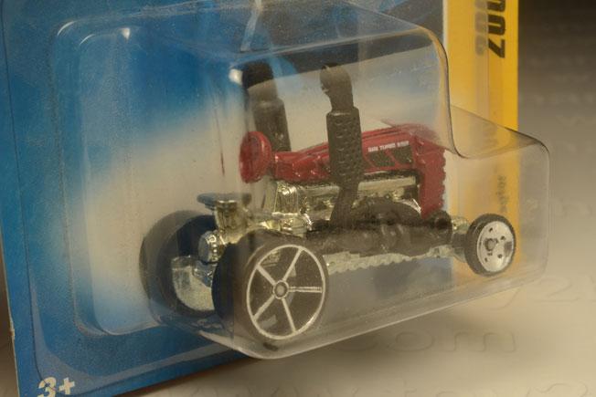 รถเหล็ก Hot Wheels No.006/172 Dragtor 2