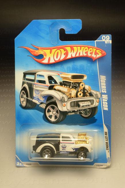 รถเหล็ก Hot Wheels No.115/166 Moris Wagon