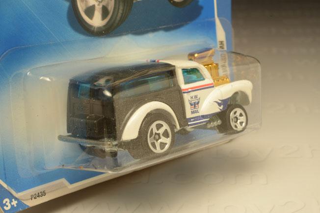 รถเหล็ก Hot Wheels No.115/166 Moris Wagon 2