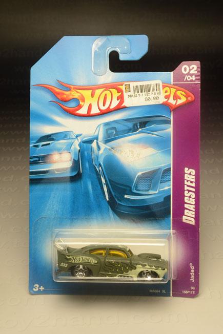 รถเหล็ก Hot Wheels No.158/172 Jaded