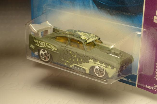 รถเหล็ก Hot Wheels No.158/172 Jaded 1