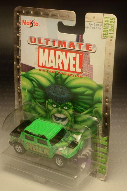 รถเหล็ก Maisto No.0106-1 Hummer H2.SUT