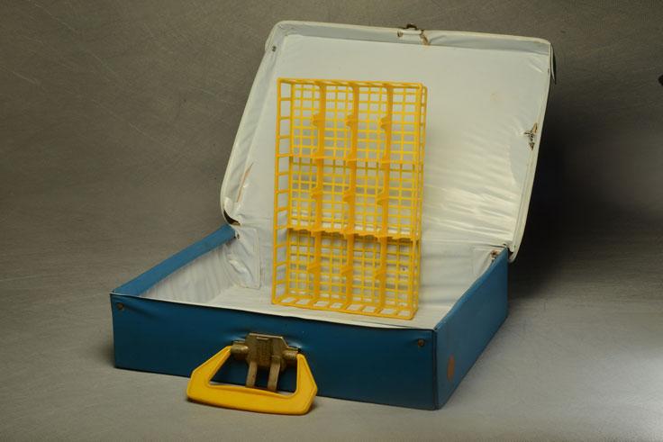 กล่องใส่รถเหล็ก Matchbox Case 1
