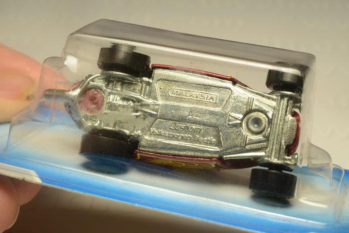 รถเหล็ก Hot Wheels No.121/190  Custom VW Beetle 1