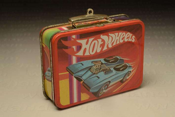 กล่องใส่รถ Hot Wheels  Metal Box, Hallmark