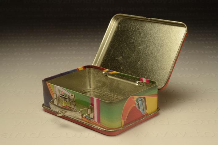 กล่องใส่รถ Hot Wheels  Metal Box, Hallmark 1