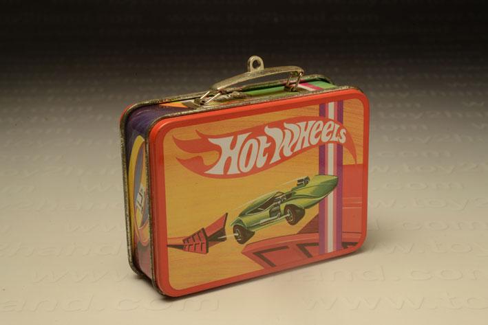 กล่องใส่รถ Hot Wheels  Metal Box, Hallmark 2