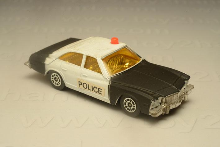 รถเหล็ก Corgi Junior No.133A  Magnum P1 Buick Regal Police Car