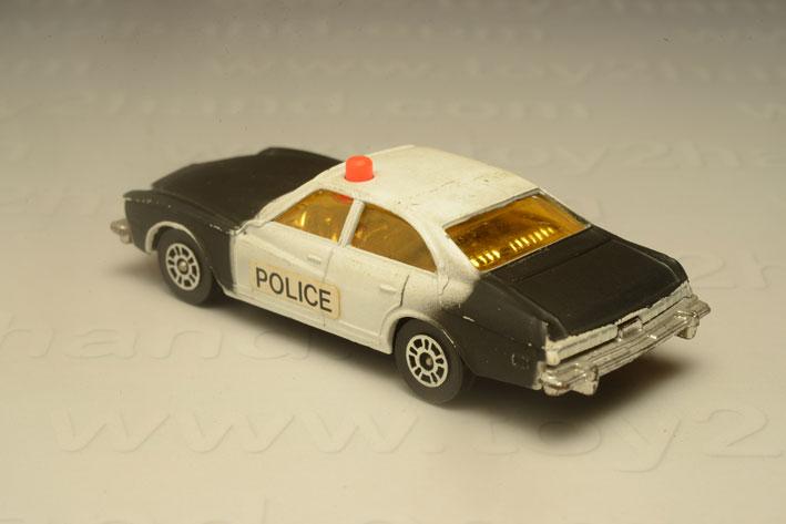 รถเหล็ก Corgi Junior No.133A  Magnum P1 Buick Regal Police Car 1