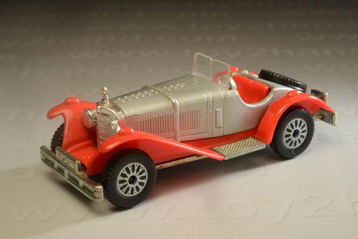รถเหล็ก Siku No.1074 Mercedes Benz SSK
