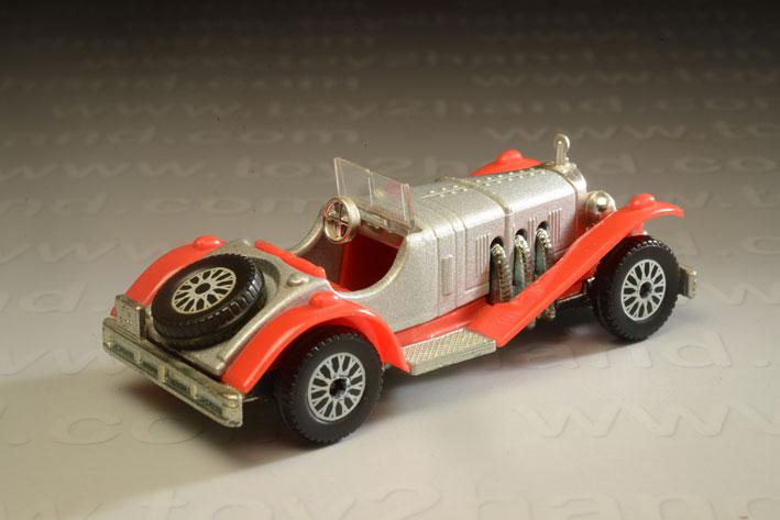 รถเหล็ก Siku No.1074 Mercedes Benz SSK 1