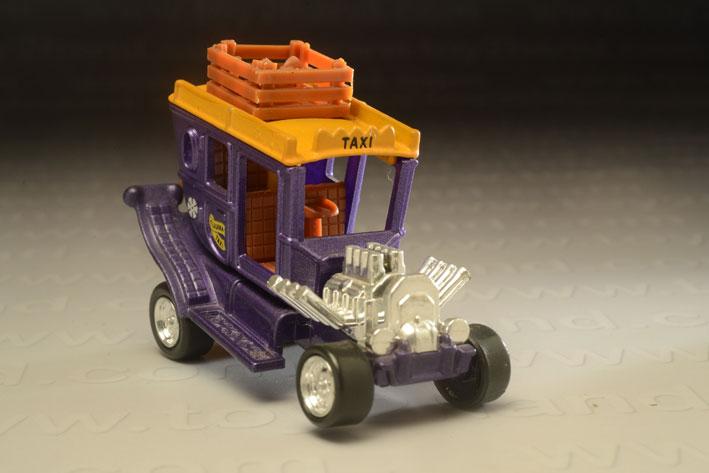 รถเหล็ก Johnny Lightning No.4-06208 Tijuana Taxi
