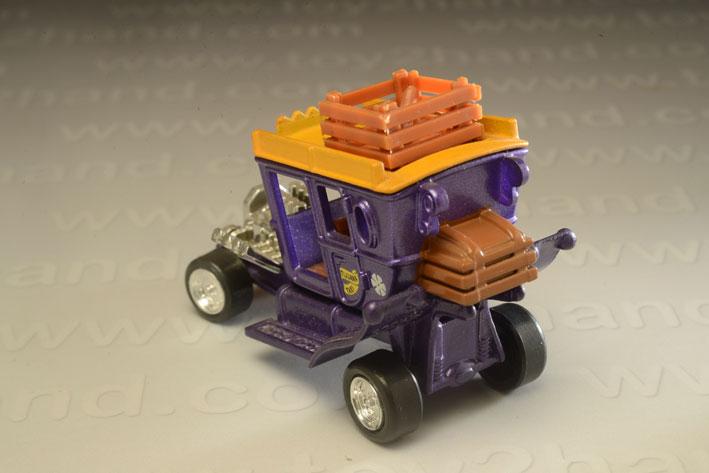 รถเหล็ก Johnny Lightning No.4-06208 Tijuana Taxi 1