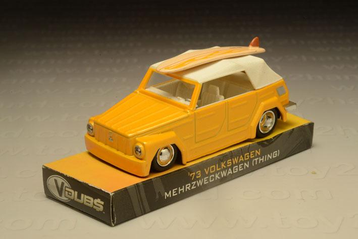 รถเหล็ก Jada No.91033 – 1973 Volkswagen Thing