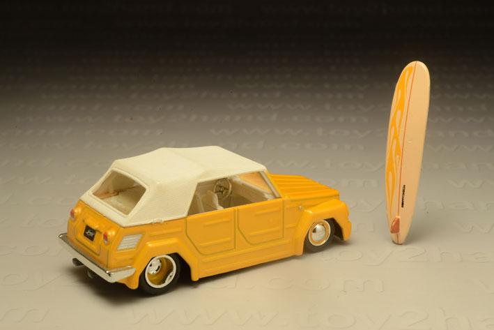 รถเหล็ก Jada No.91033 – 1973 Volkswagen Thing 1