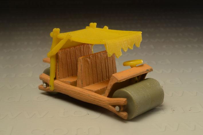 รถเหล็ก LJN Toys - Flinstone Car
